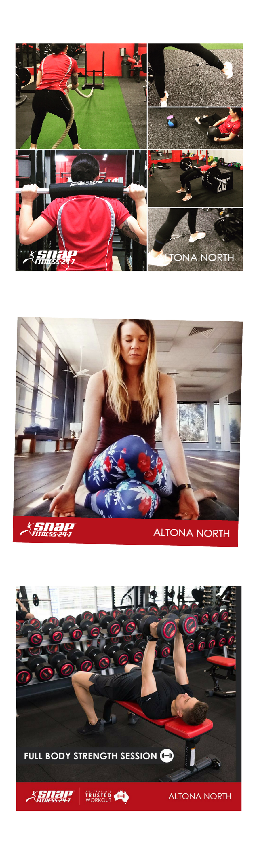 Snap Fitness - 24 Hour Gym Altona North Altona North
