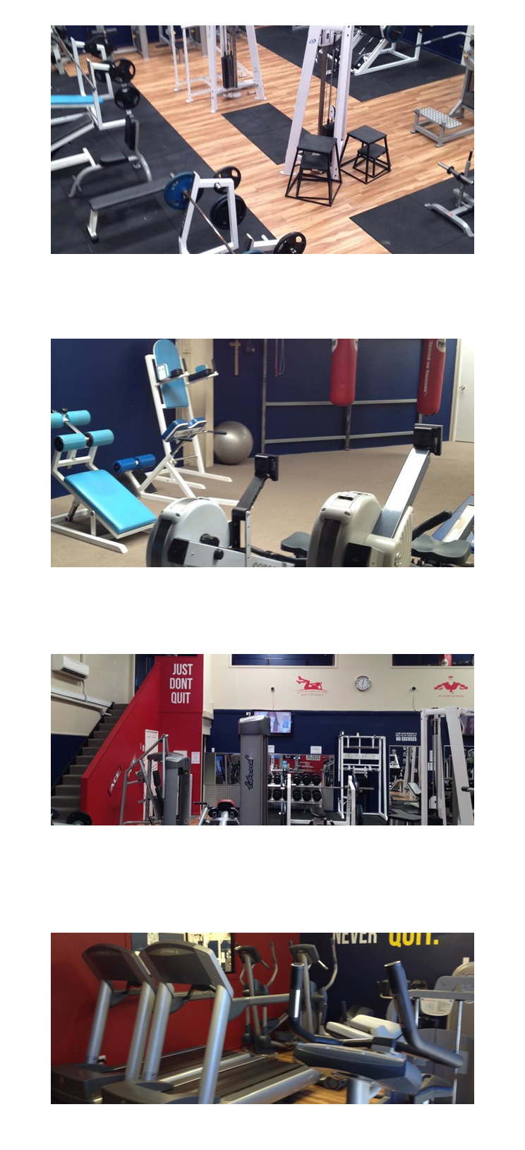Muscle Works 24/7 Gym Caboolture
