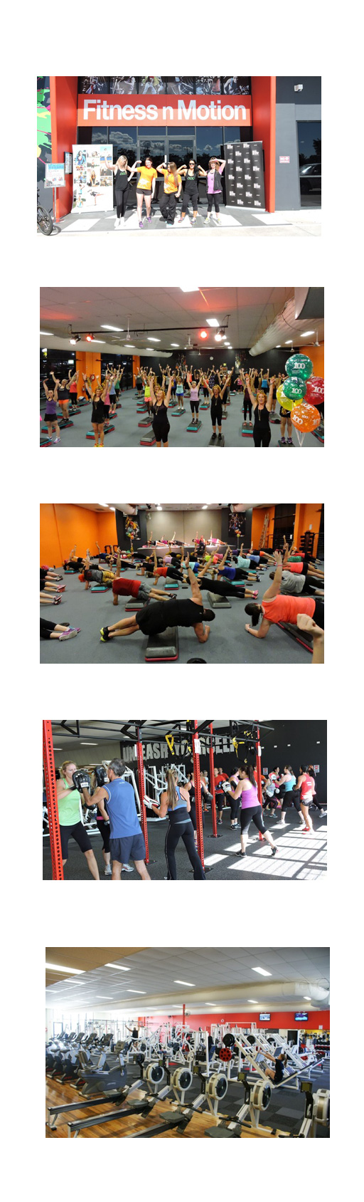 Fitness n Motion Health Centre Morayfield