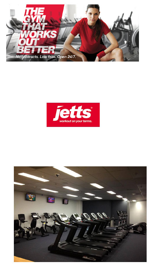 Jetts Fitness - 24 Hour Gym Stones Corner Greenslopes