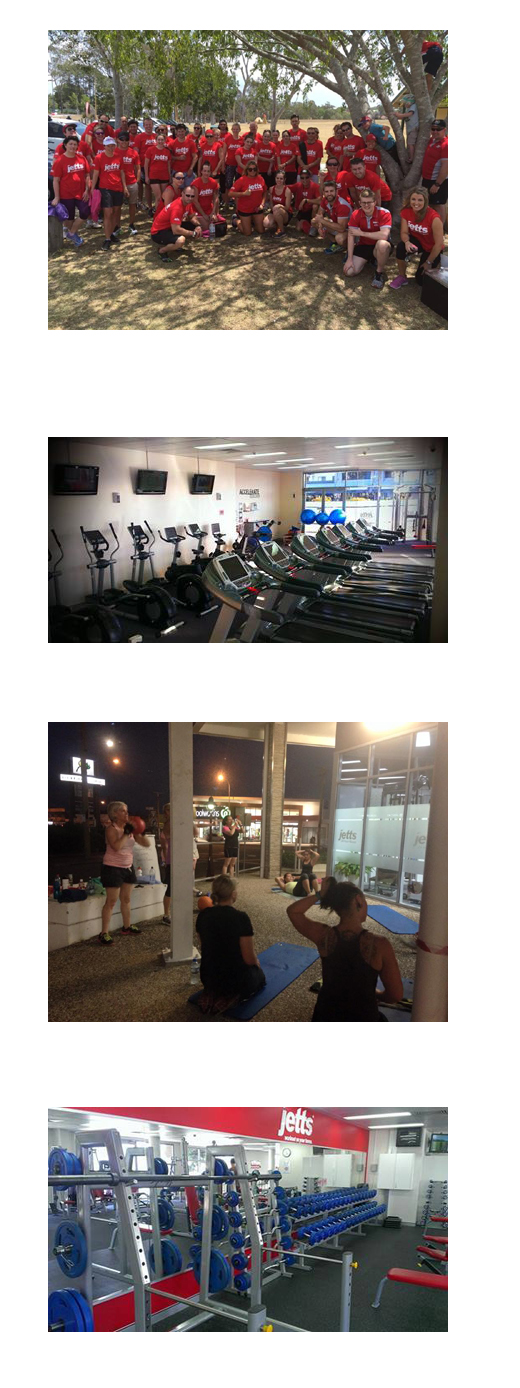 Jetts  - 24 Hour Gym Annerley Annerley