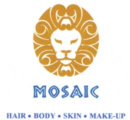 Mosaic Hair Body Skin Make-up