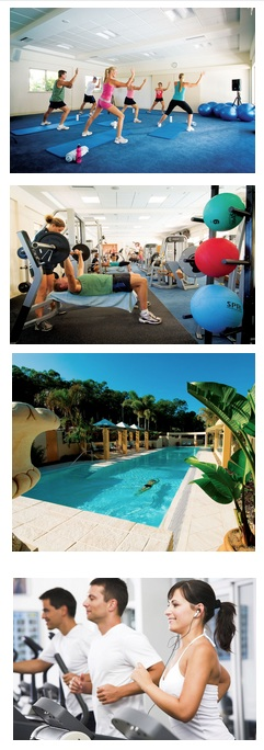 Noosa Springs Fitness Centre Noosa