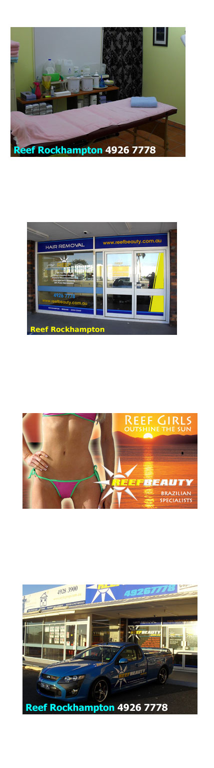Reef Beauty - Rockhampton North Rockhampton