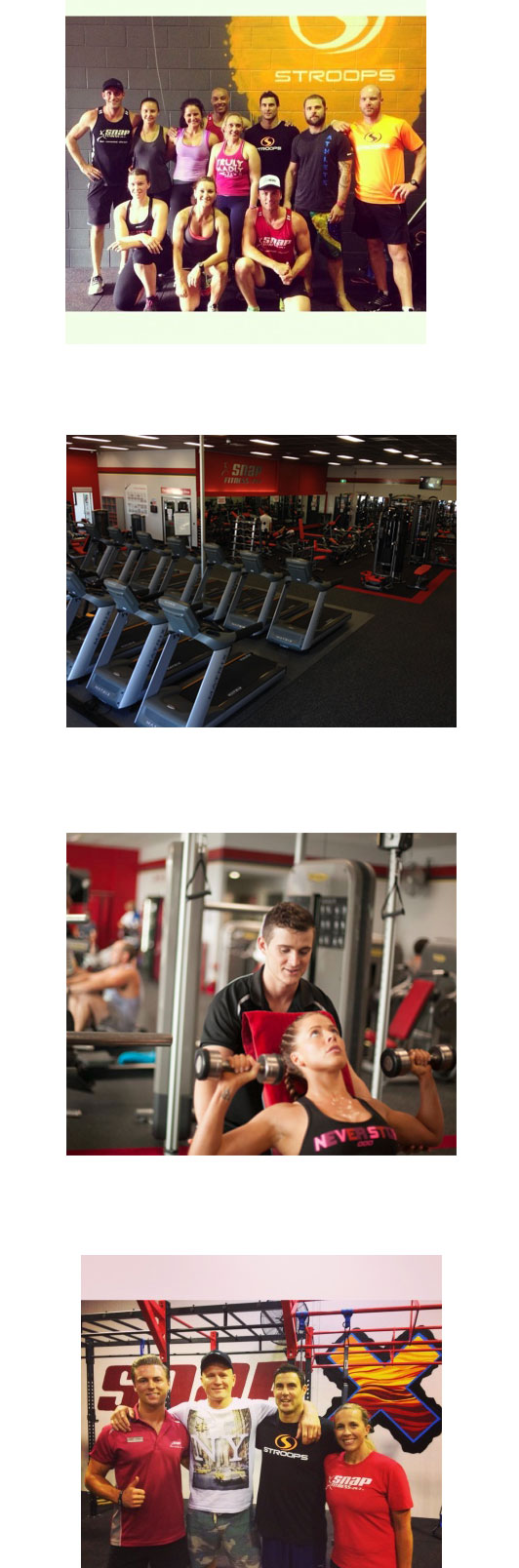 Snap Fitness Parkwood