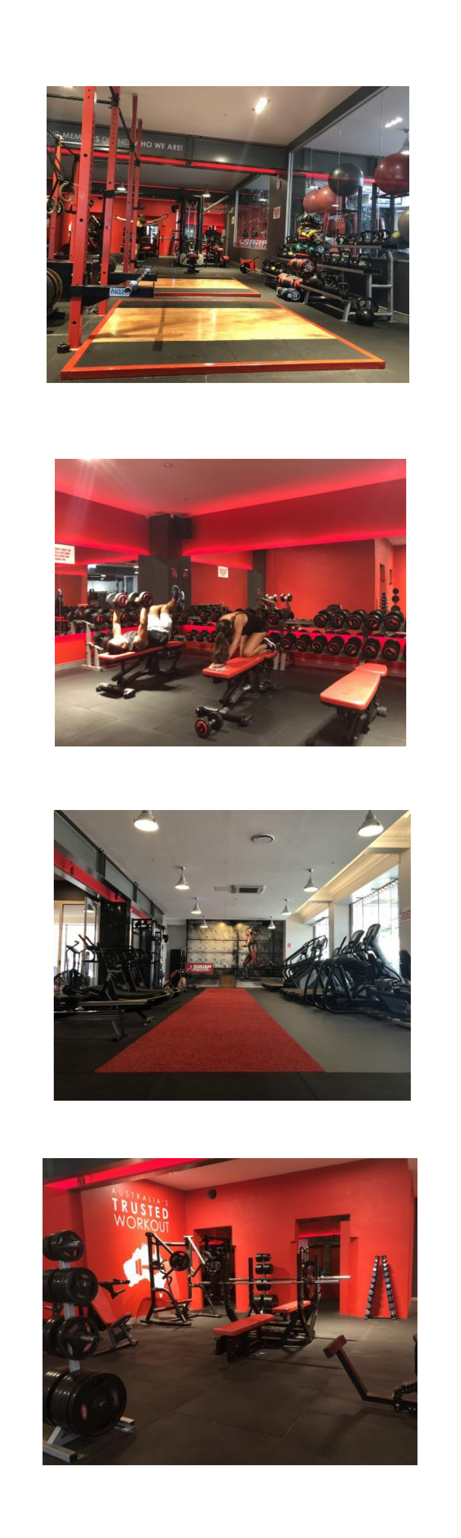 Snap Fitness - 24 Hour Gym Brisbane CBD Brisbane