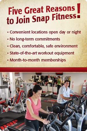 Snap Fitness Manly West