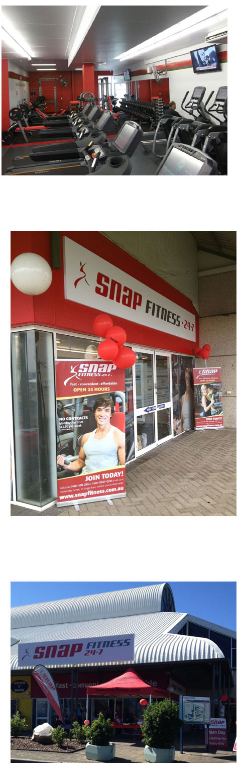 Snap Fitness - 24 Hour Gym Jindalee  Jindalee,