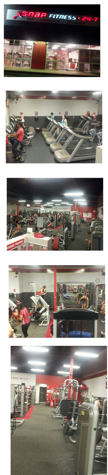 Snap Fitness - 24 hour gym Morayfield  Morayfield