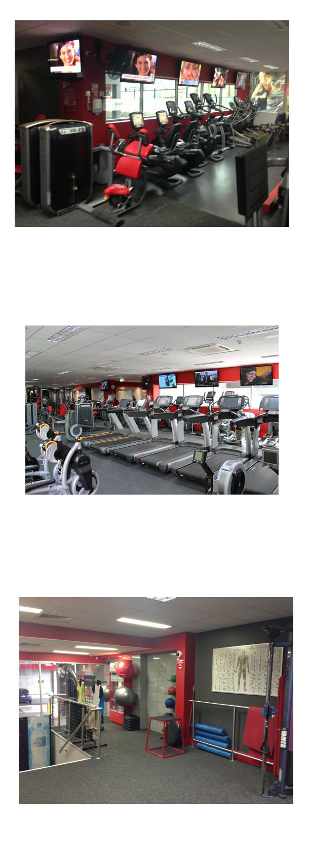 Snap Fitness 24 Hour Gym South Brisbane